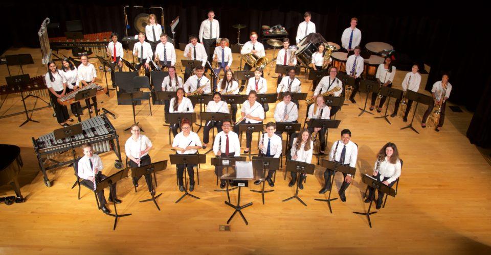 Freshman Band 2017-2018