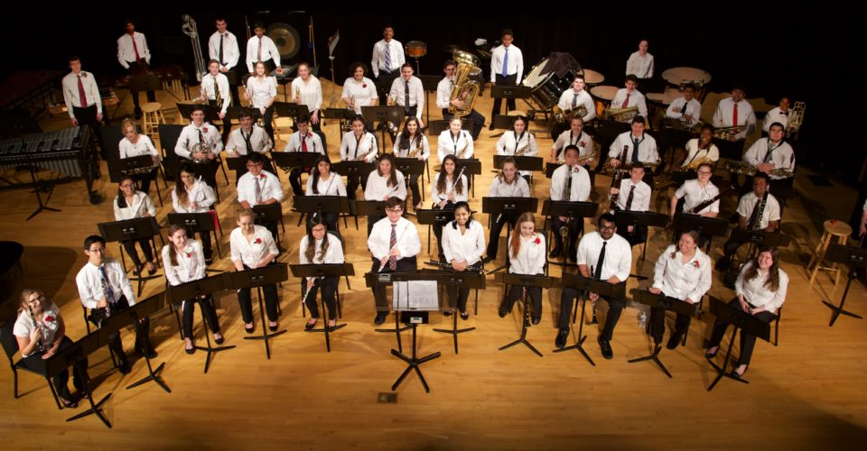Concert Band 2017-2018