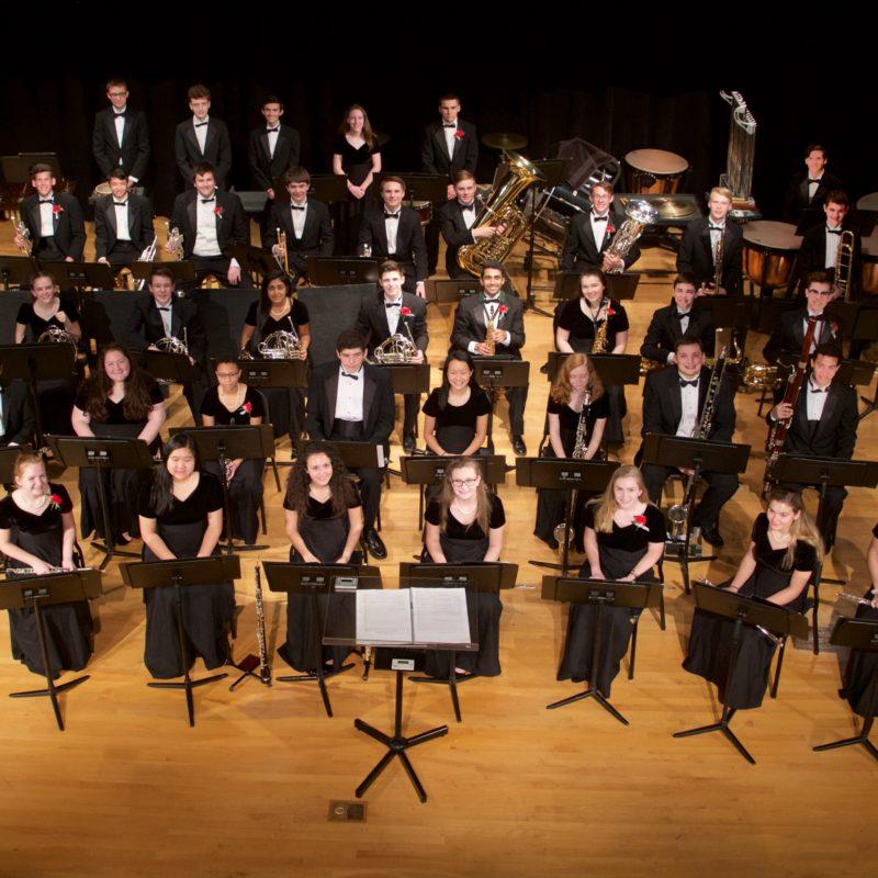 Wind Ensemble 2017-2018