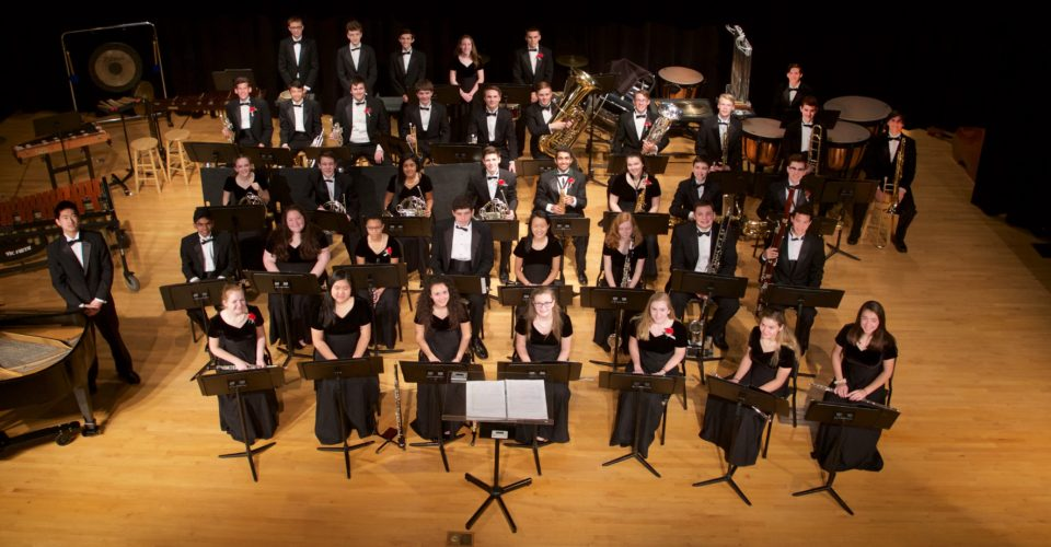Wind Ensemble 2017-2018