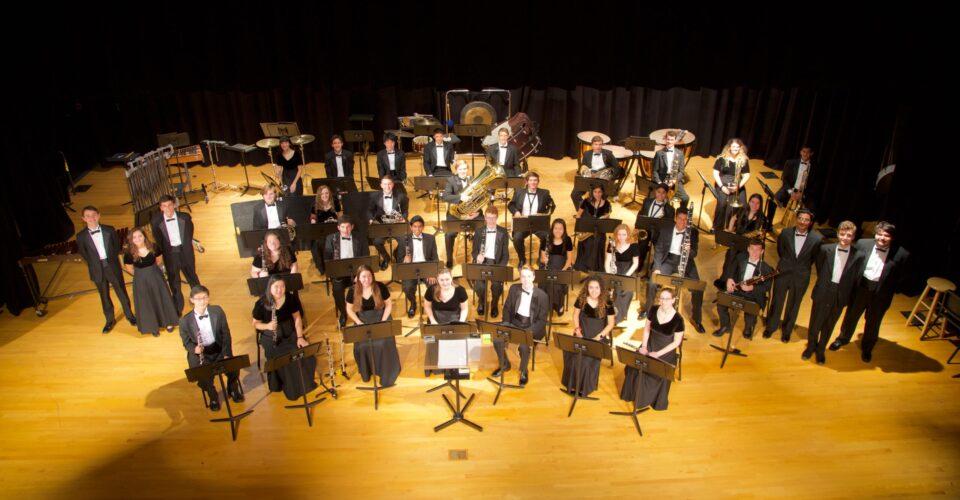 HHS Wind Ensemble 2019-2020